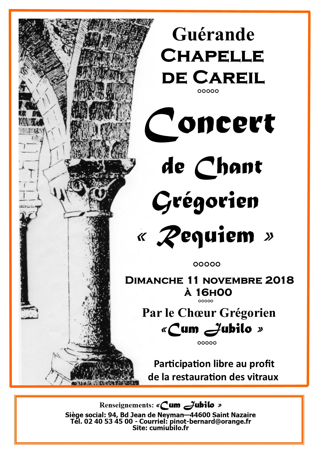 Careil 11 nov. 2018 Affiche 1